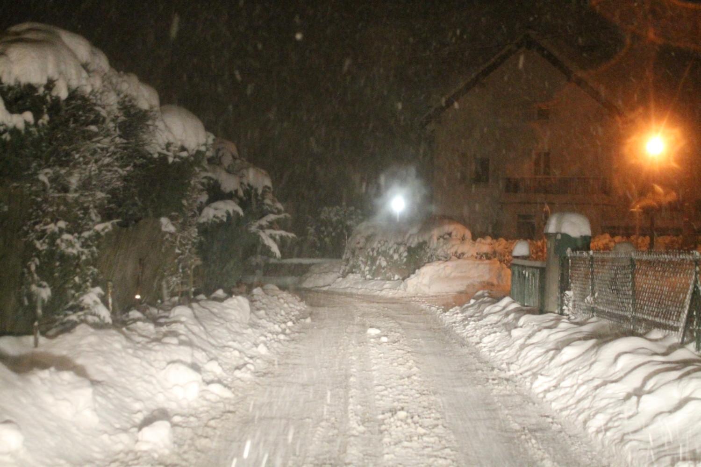 enneigement gerardmer meteo Vosges