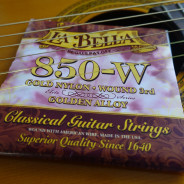 cordes de guitare classique