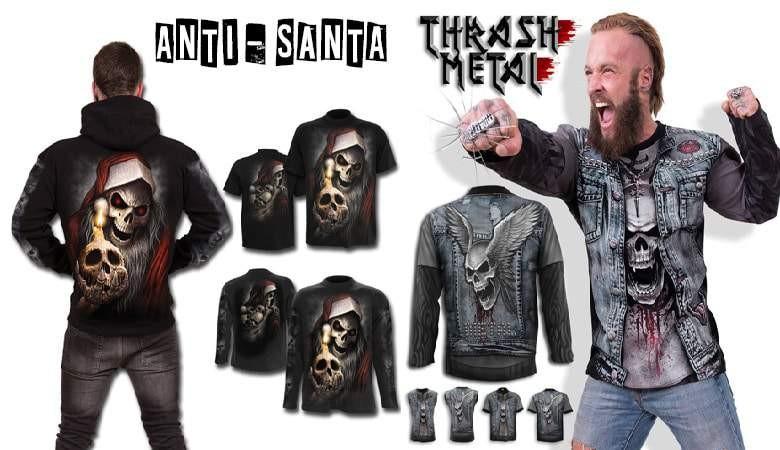tshirt metal