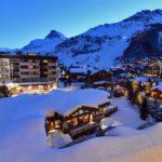 Tsanteleina, l'adresse d'un hotel de luxe à Val d'Isère