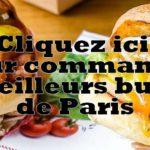 Burger & Fries Paris, livraison rapide à domicile