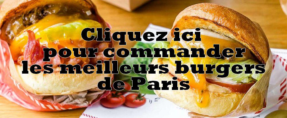 Restaurant Burgers & Fries en livraison chez vous