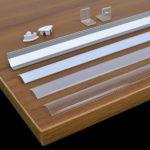 Vente de profilés LED pour un éclairage design sur mesure